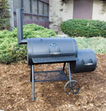 "The 16"" Horizon Classic Smoker ""Guaranteed for a Lifetime Against Burnout"""